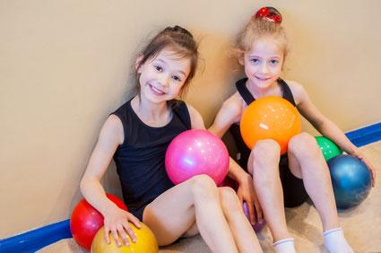 corrective gymnastics for children